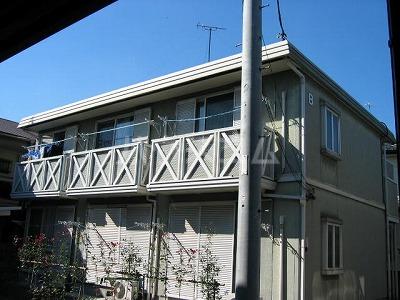 コーポマロニエB棟外観写真