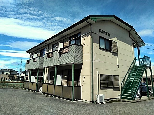 グリーンハイツ三澤パート5外観写真