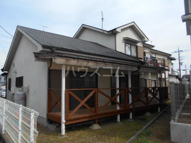 田中アパート外観写真