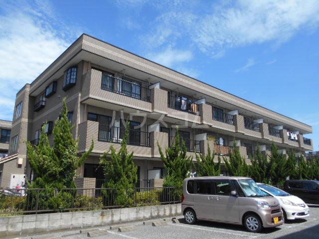 原第7マンション 101号室の外観