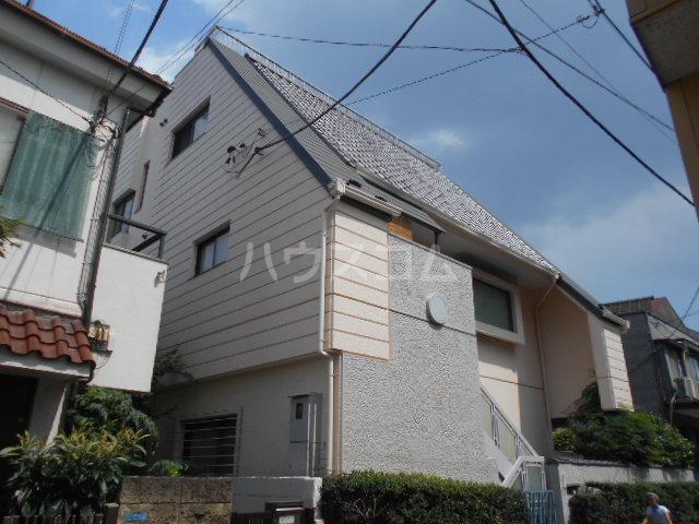 上野桜木貸家外観写真