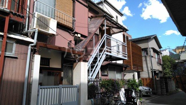 菅原アパート外観写真