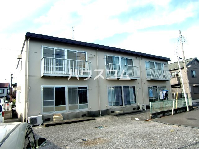 小川コーポ 202号室の外観