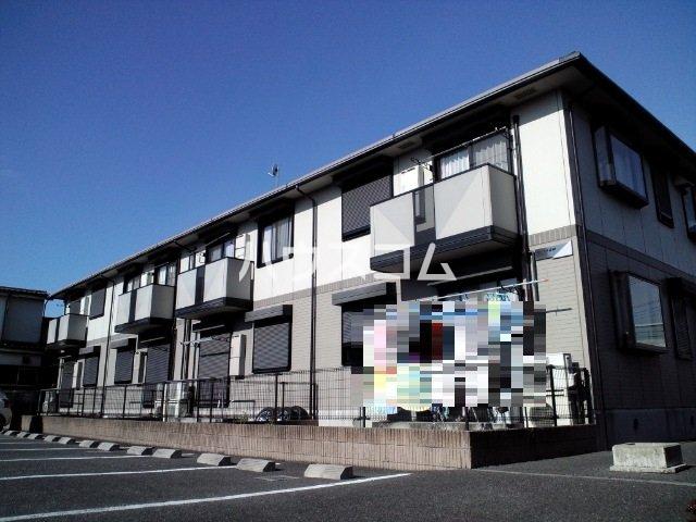 アピエ弐番館 203号室の外観