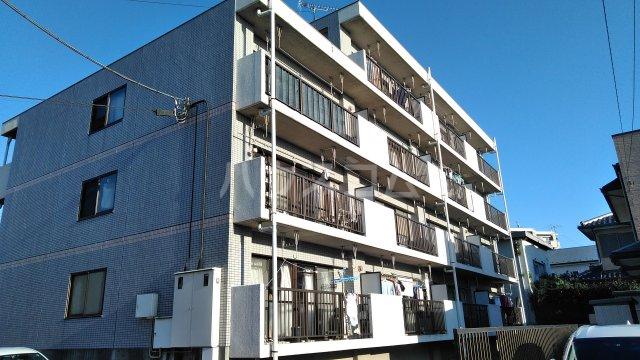 サンライズマンションC棟外観写真