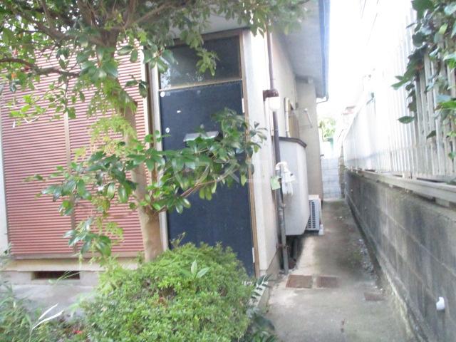 佐藤邸北外観写真