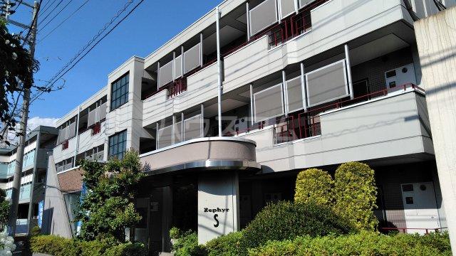 ゼファ・エス 309号室の外観