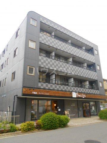 スマートガーデン津田沼 302号室の外観