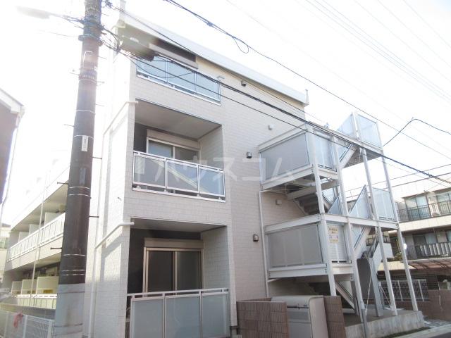 リブリ・検見川町 106号室の外観