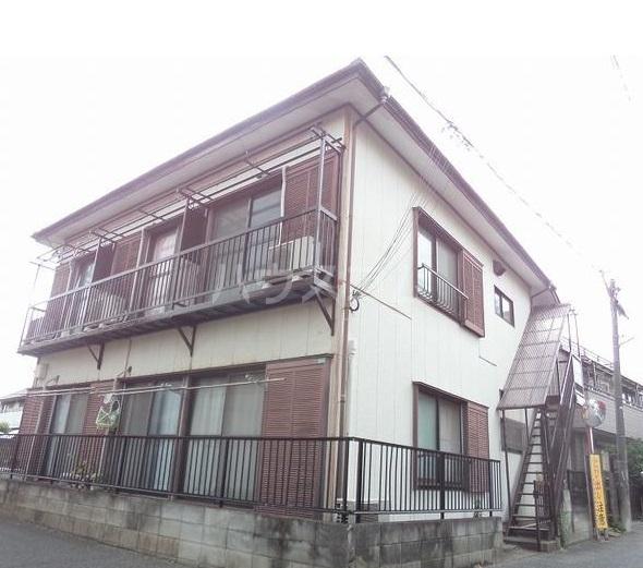 立川荘 205号室の外観