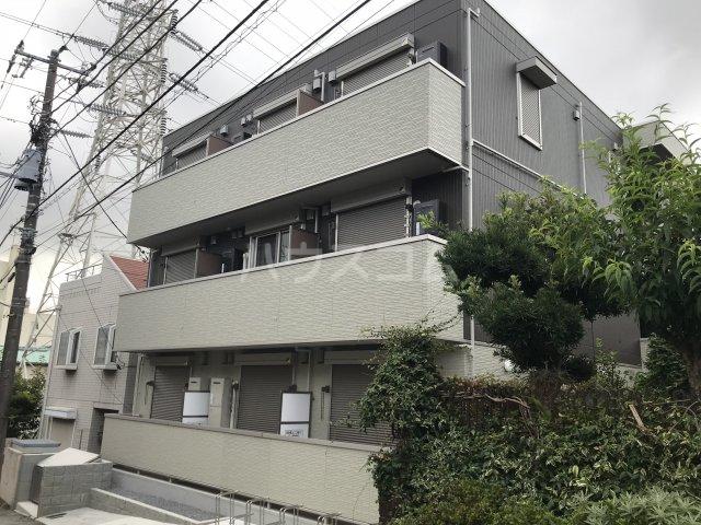 ベラーノ津田沼 103号室の外観