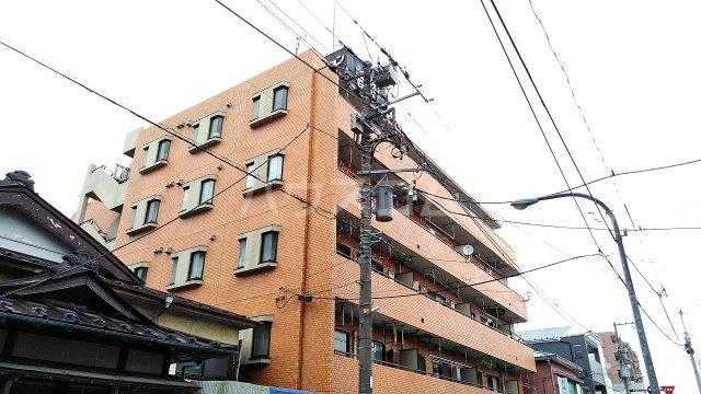 ライオンズマンション大前西横浜外観写真