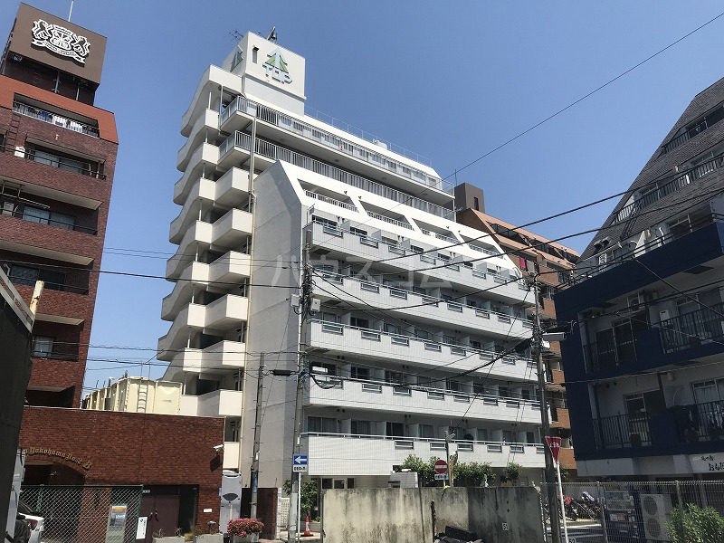トップルーム横浜外観写真