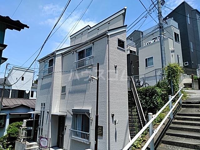 リーヴェルポート横浜山元町外観写真