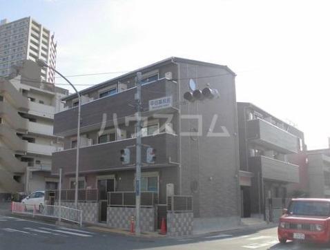 リーヴェルポート横浜西口Carna外観写真