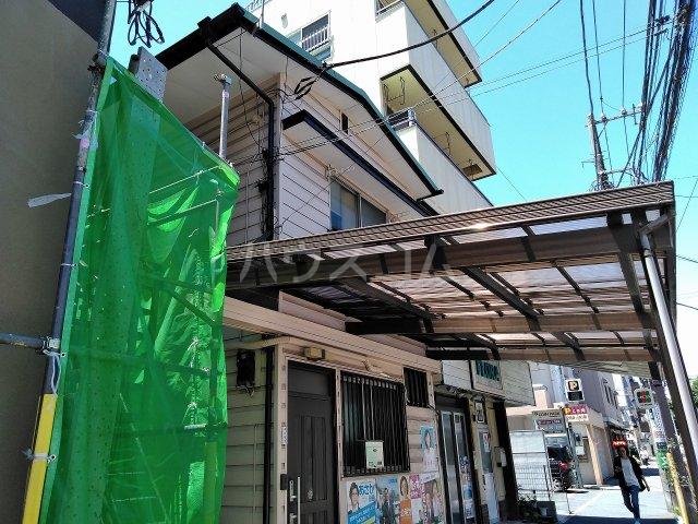 中川荘外観写真