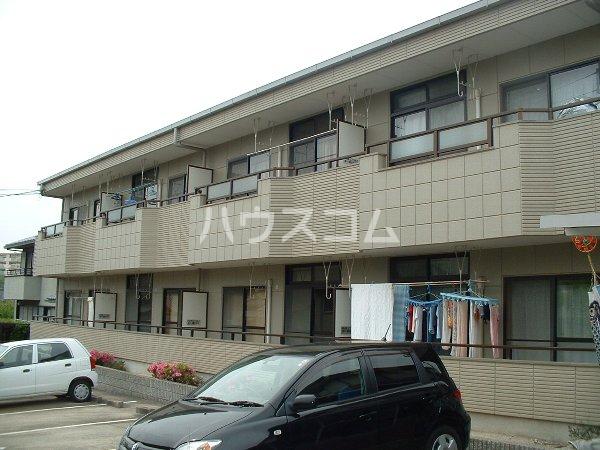 鈴の木ハイツA外観写真