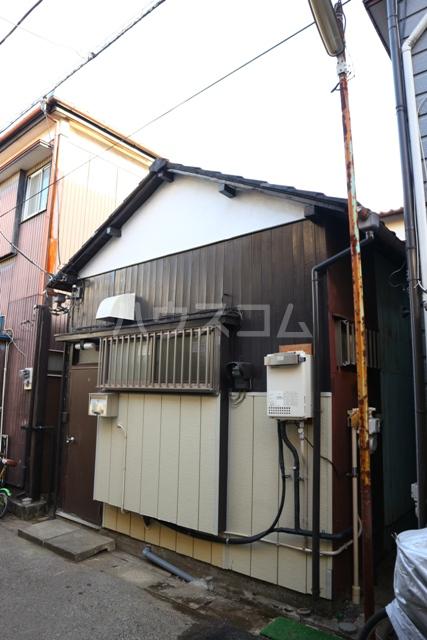 芝富士平屋戸建て外観写真