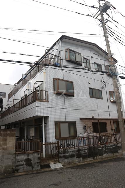 第2平田マンション外観写真