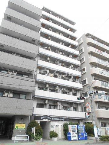 コンフォルト西川口外観写真