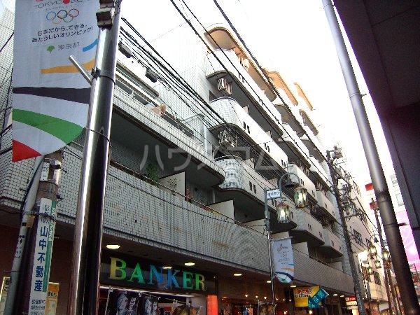 ライオンズマンション荻窪駅前外観写真
