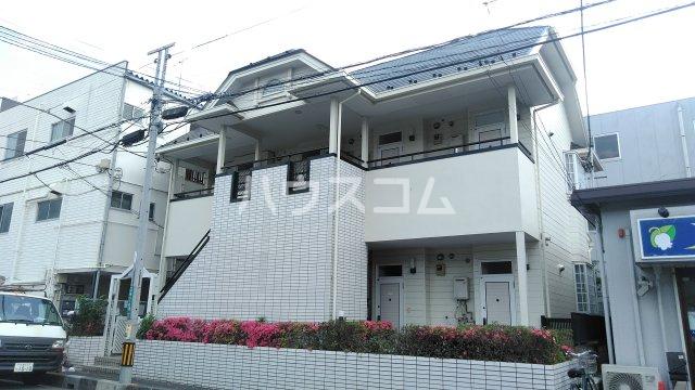 ホワイトリリー武蔵浦和外観写真