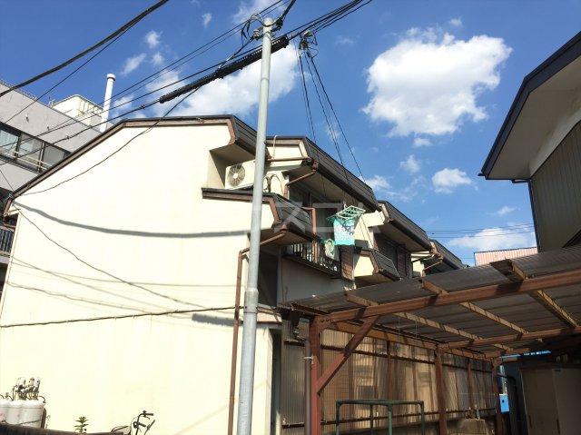 伊月太田窪テラスハウス外観写真