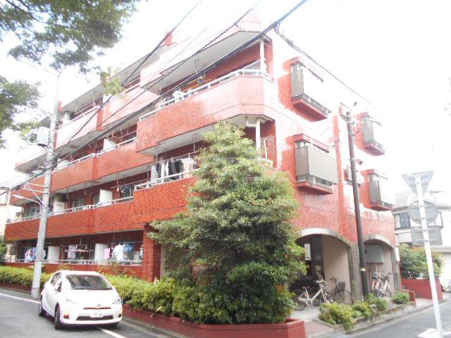 サンファスト小松川外観写真
