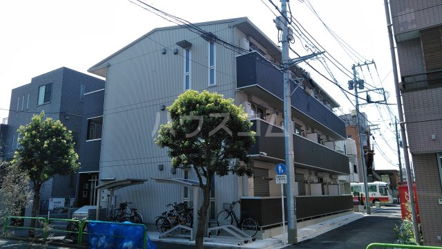 TKハウスⅠ外観写真
