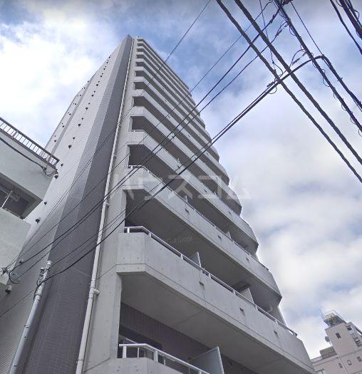 AXAS東京イーストレジデンス外観写真