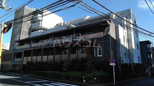 カスタリア武蔵小杉 211号室の外観