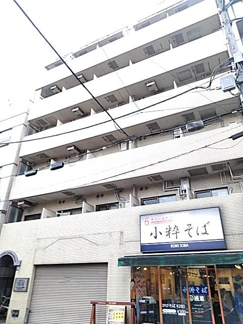 ライオンズマンション浅草駅前外観写真