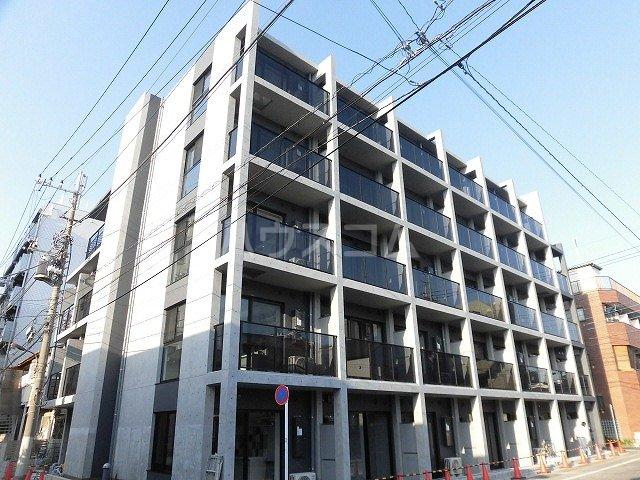 B CITY APARTMENT TACHIKAWA外観写真
