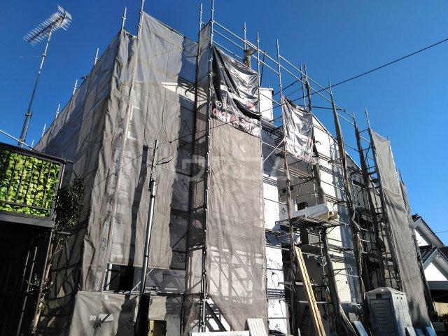 仮)北里1丁目新築A棟外観写真