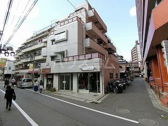 スカイコート西新宿外観写真