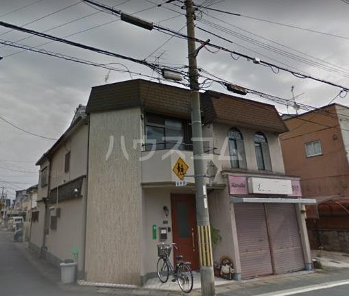 桂千代原町店舗付住宅外観写真
