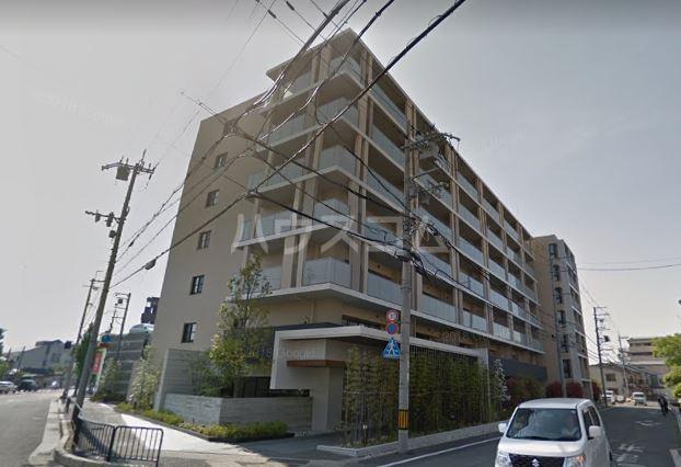 シエリア京都桂川駅前外観写真