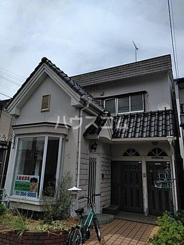 桂南巽町貸家外観写真