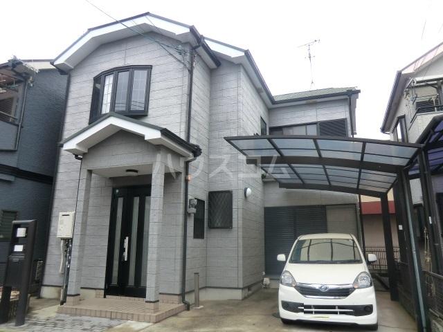 東阪本戸建て外観写真