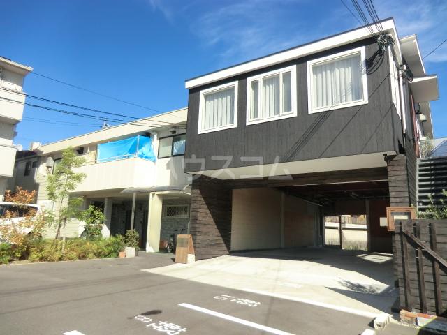 三井ハイツ1番館外観写真
