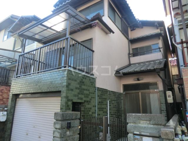 和泉市上町戸建て外観写真