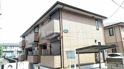プリムヴェール弐十弐番館 203号室の外観