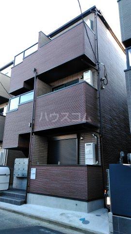 アークレス武蔵浦和 102号室の外観