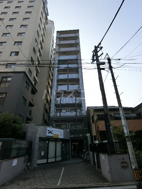 ドミ・エスポワール箱崎Ⅵ外観写真
