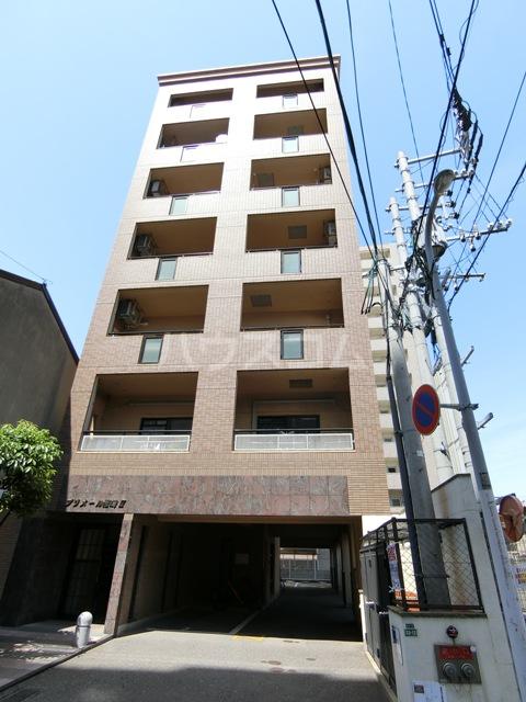 プリメール箱崎Ⅱ 503号室の外観