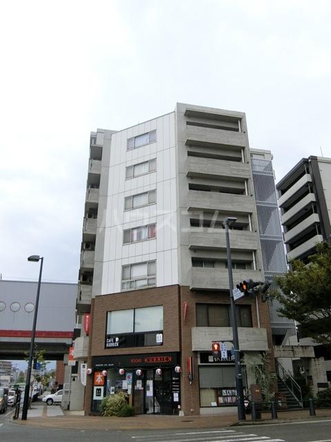 ベルニード箱崎 501号室の外観