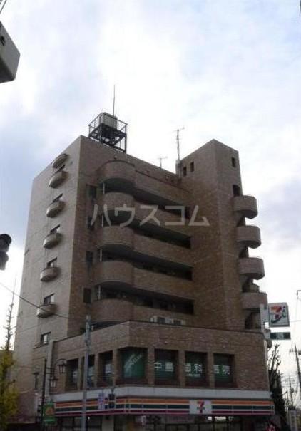 サンパーク駒沢 601号室の外観