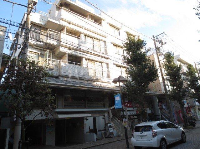 ジョイ尾山台 502号室の外観