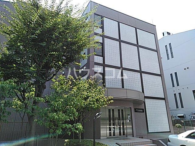TECH RESIDENCE beta 二子玉川外観写真