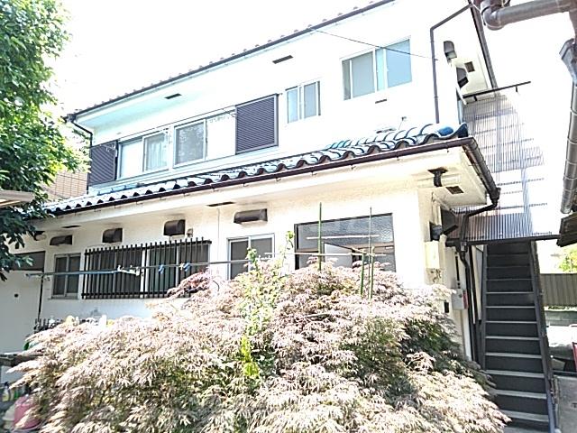 斉藤荘 102号室の外観